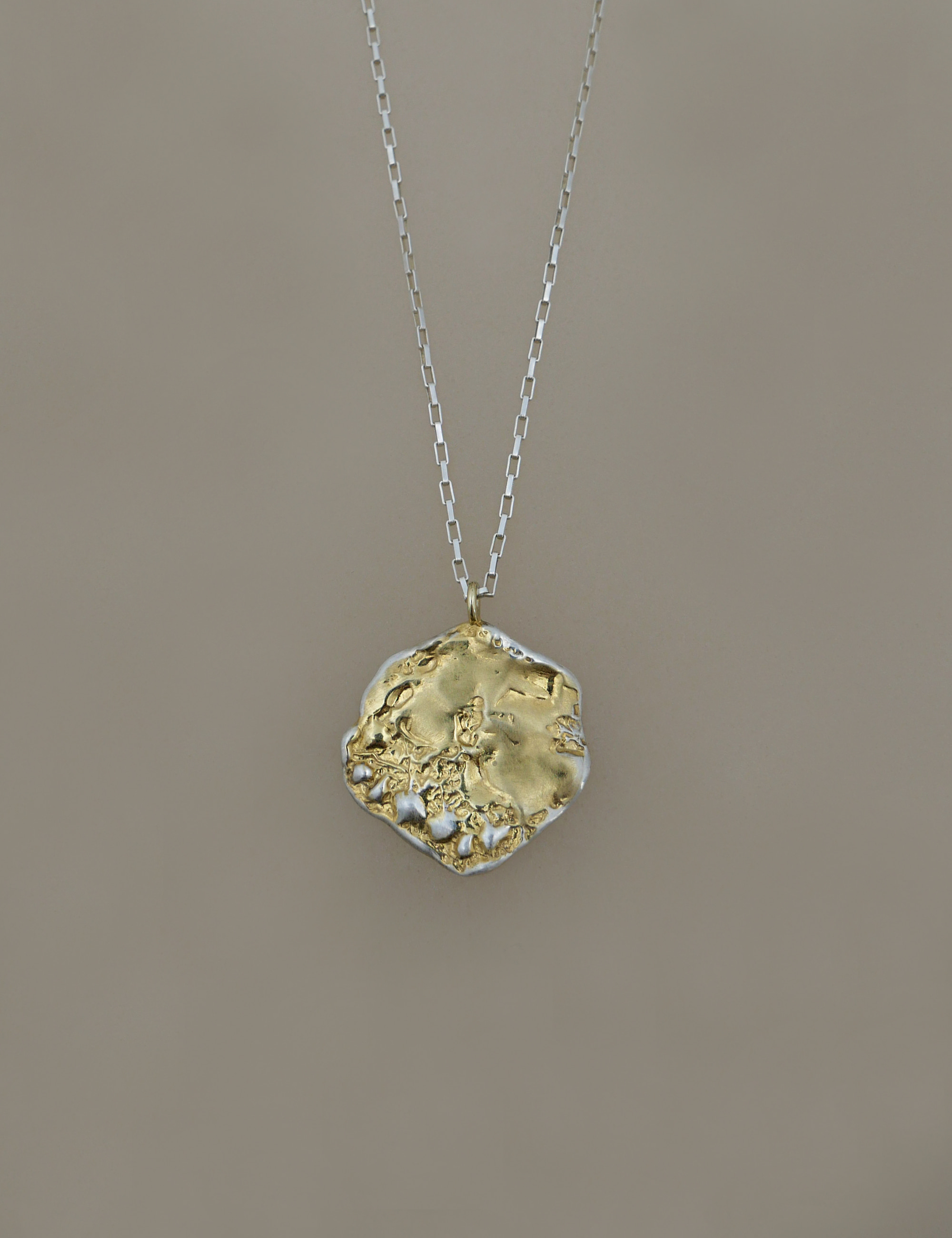 Ancient Coin2 Necklace