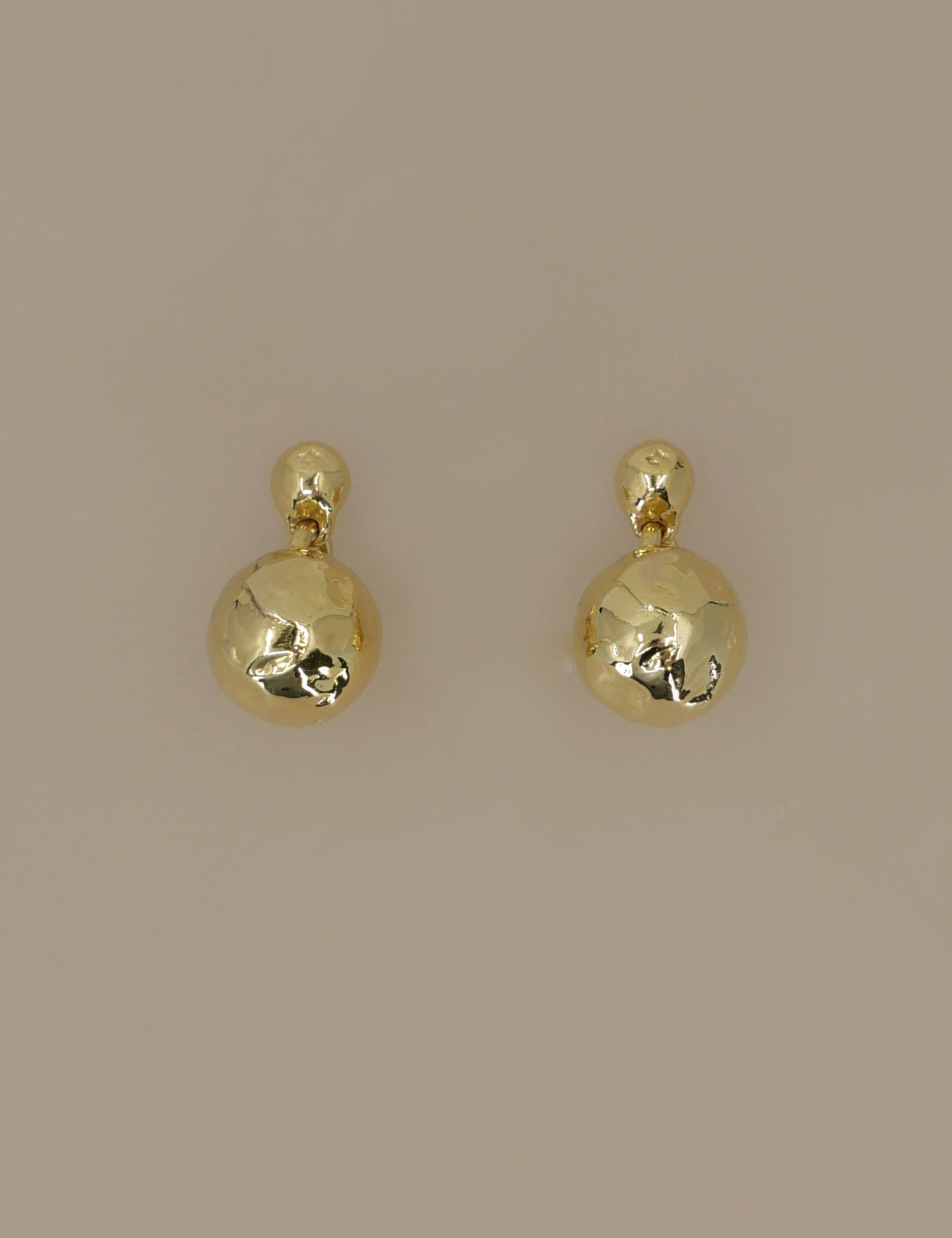 Large Ball Earring
