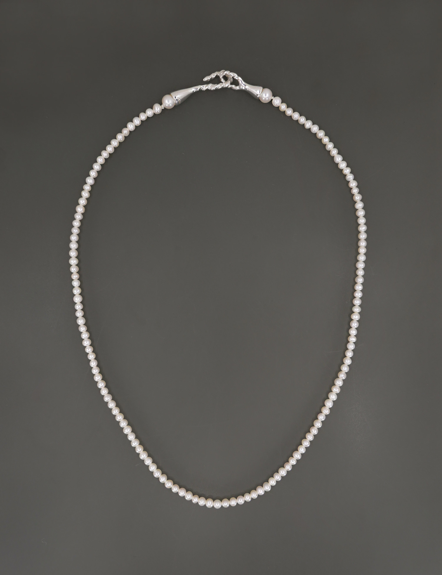 Tiny Pearl Classic Necklace